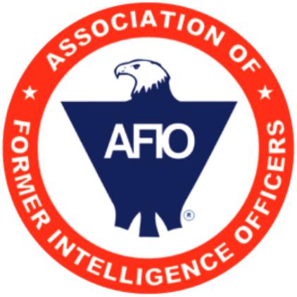 Association of Former Intelligence Officers logo